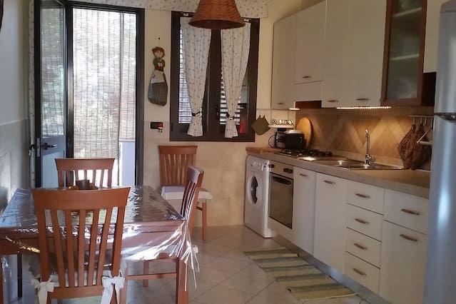 Estupenda vivienda en Porto cesareo