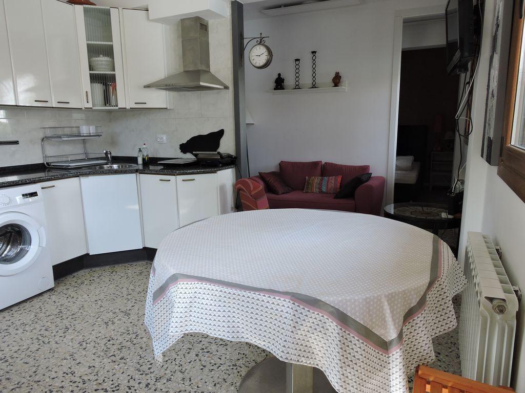 Maison avec 1 chambre à Vera de bidasoa