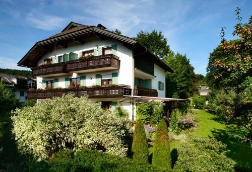 Vivienda con balcón en Krumpendorf am wörthersee