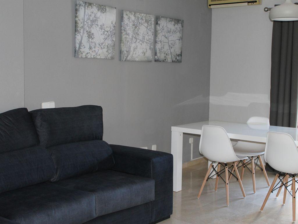 Apartamento interesante de 2 habitaciones