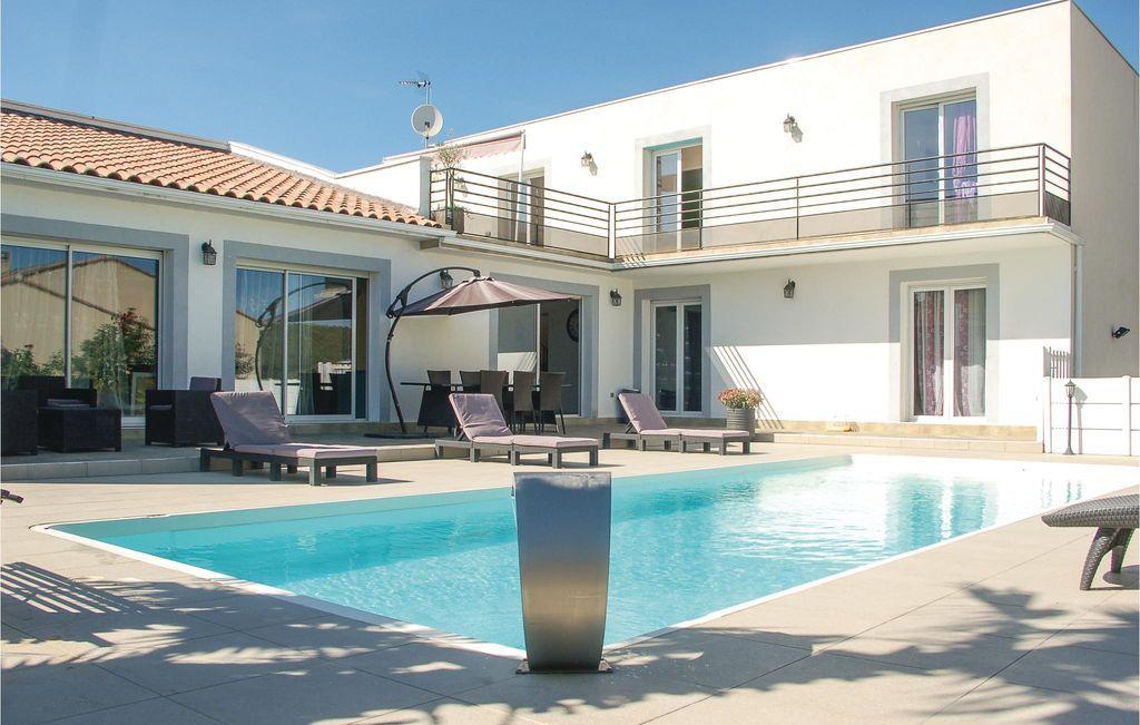 Casa práctica de 209 m²