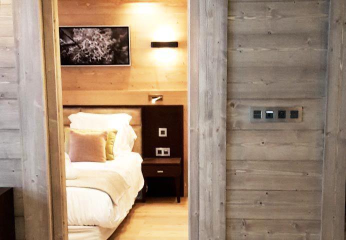 Alojamiento en Les avanchers valmorel de 1 habitación