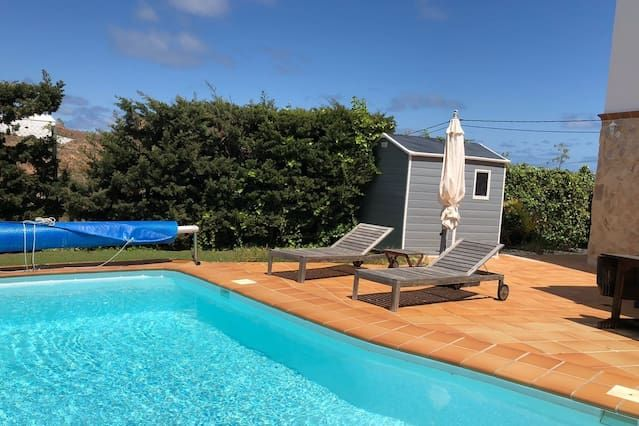 Residencia atractiva con piscina