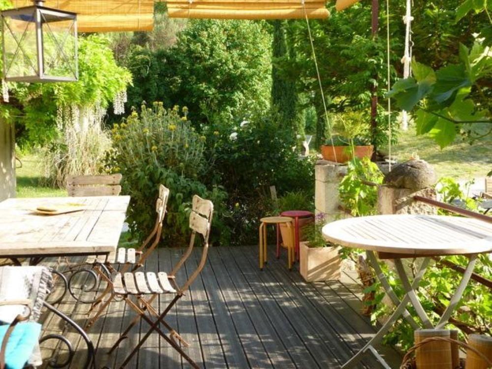 Alojamiento con jardín para 8 personas