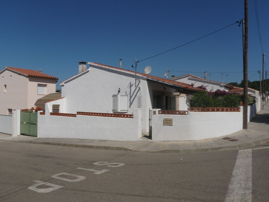 Holiday rental in Costa brava of 100 metres squared