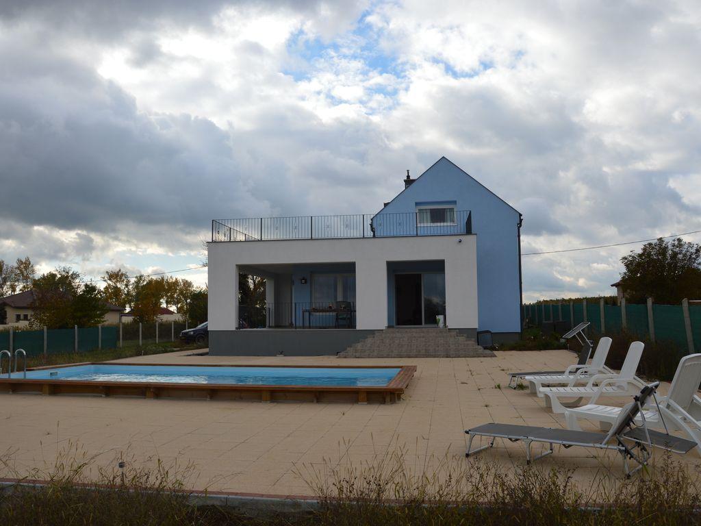 Residencia de 120 m² en Nemesbük
