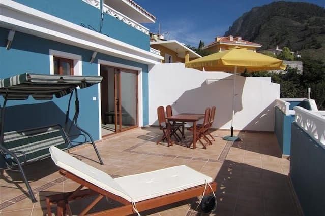 Alojamiento único con balcón