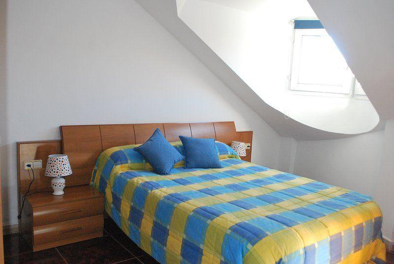 Cómodo alojamiento de 1 habitación