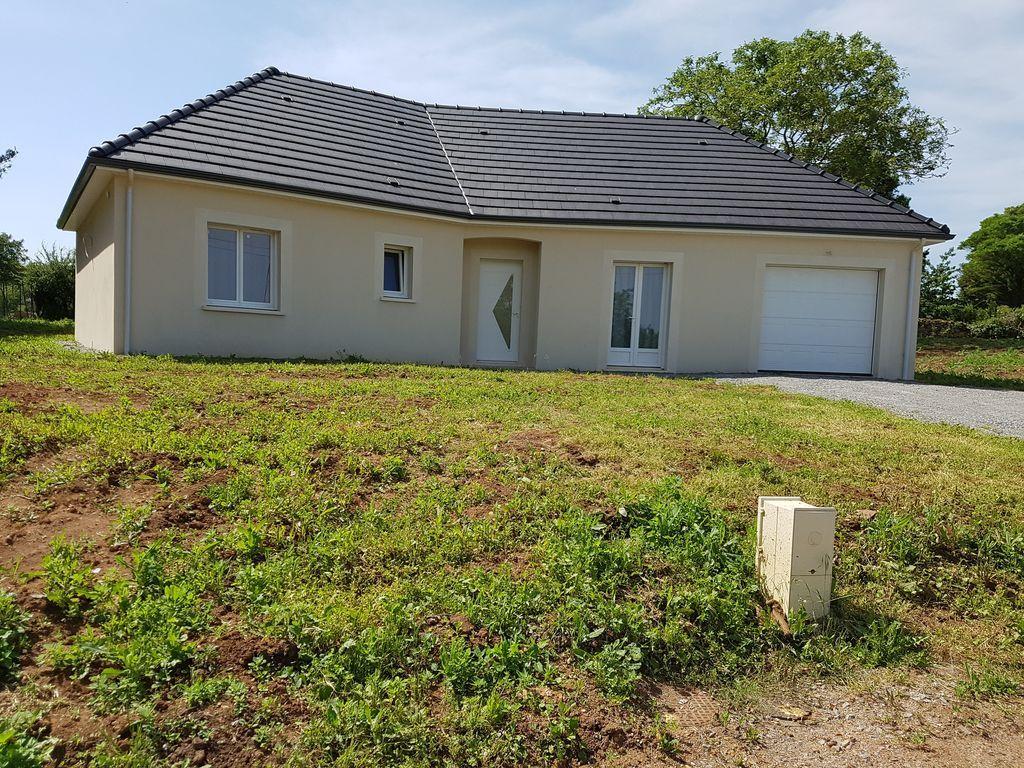 Residencia de 105 m² en La chatre