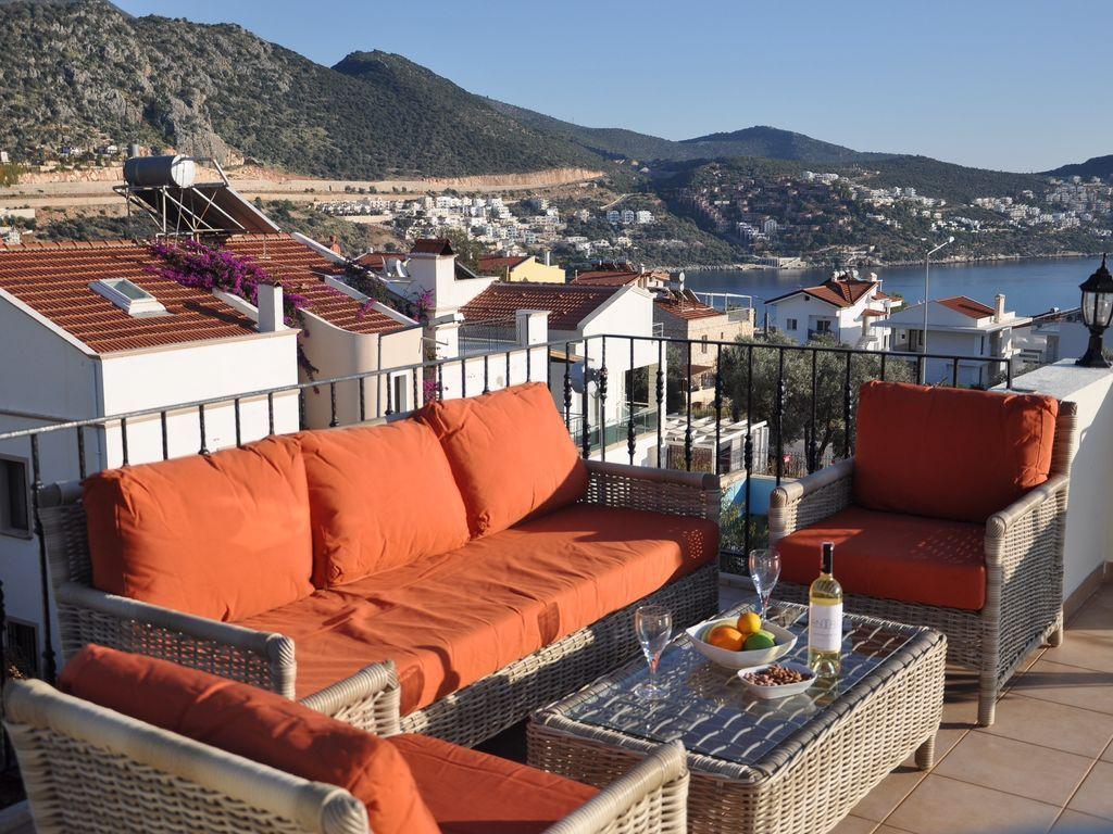 Ferienwohnung für 4 Personen in Antalya