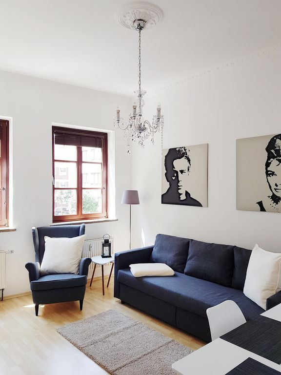 Alojamiento equipado de 2 habitaciones