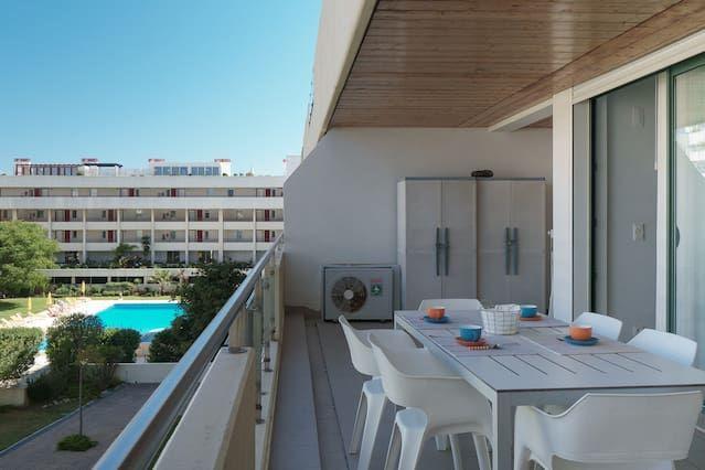 Apartamento de 1 habitación en Vilamoura