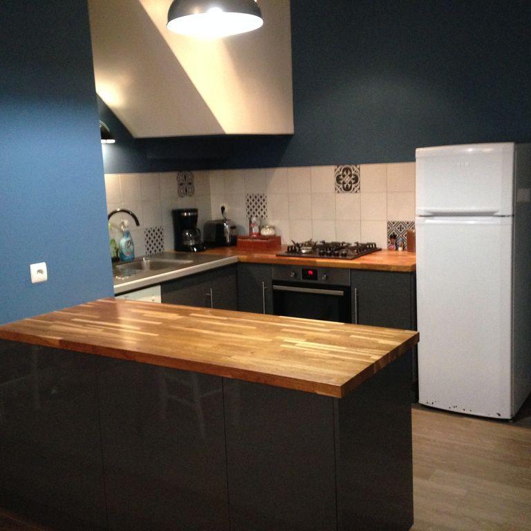 Casa hogareña de 110 m²