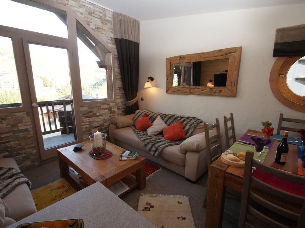 Alojamiento de 62 m² con balcón