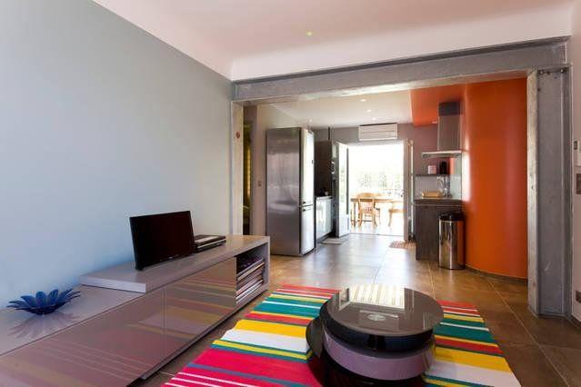 Logement attractif à 2 chambres