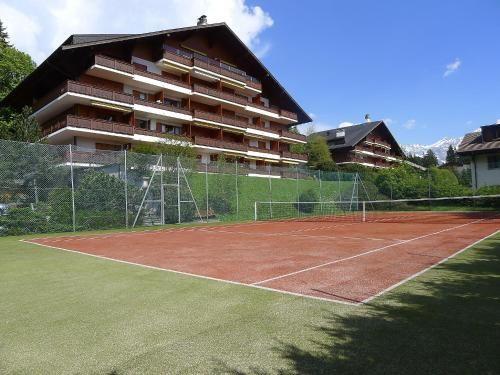 Apartamento con balcón en Villars-sur-ollon