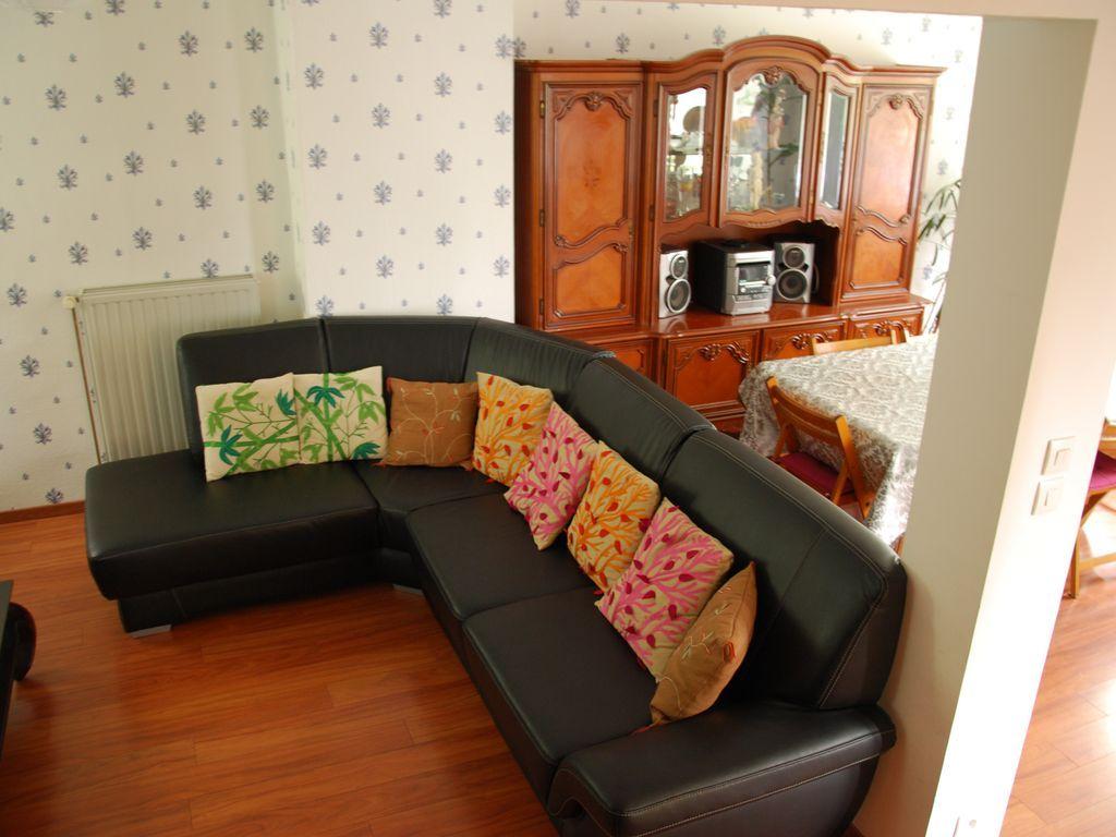 Alojamiento con wi-fi de 4 habitaciones