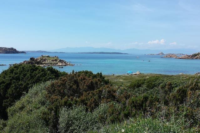 Vacaciones a 'archipiélago de La Maddalena
