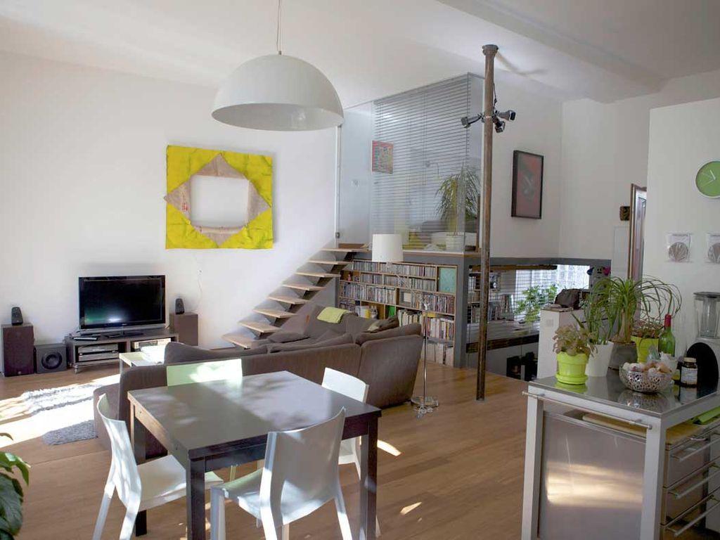 Funcional piso de 2 habitaciones en Montpellier