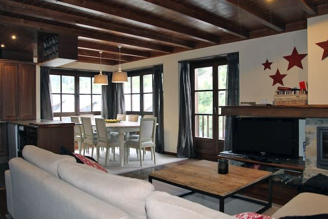 Häusliche Ferienwohnung mit 3 Zimmern