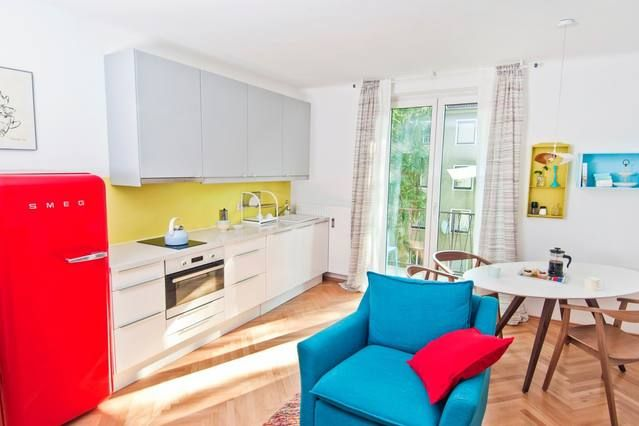 ★ Quient but close to City-Center ★ Balcony ★ free WIFI
