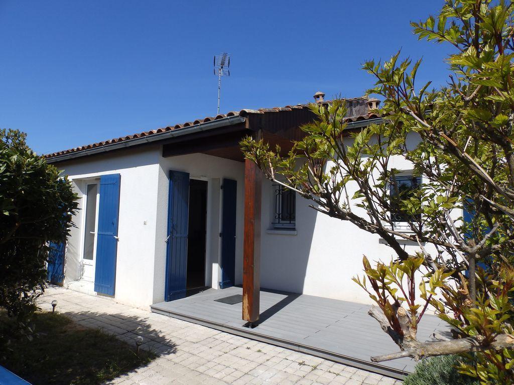 Alojamiento en Le grand-village-plage para 4 huéspedes