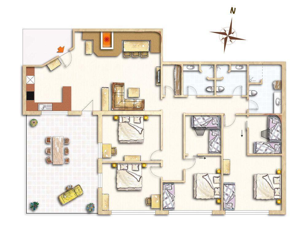 Vivienda en Titisee-neustadt de 6 habitaciones