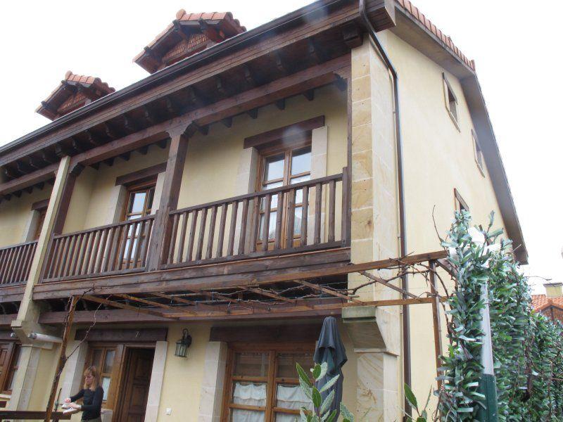 Casa individual con jardin