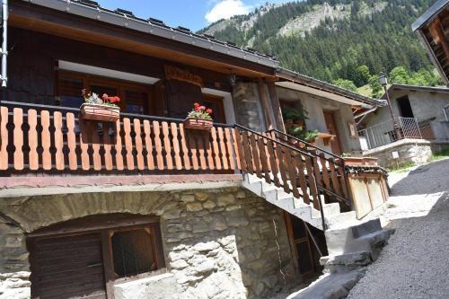Residencia con parking incluído en Pralognan-la-vanoise