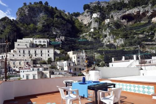 Apartamento para 5 personas cerca de la playa en Costa de Amalfi