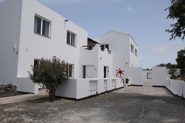 Dotada casa para 8 huéspedes