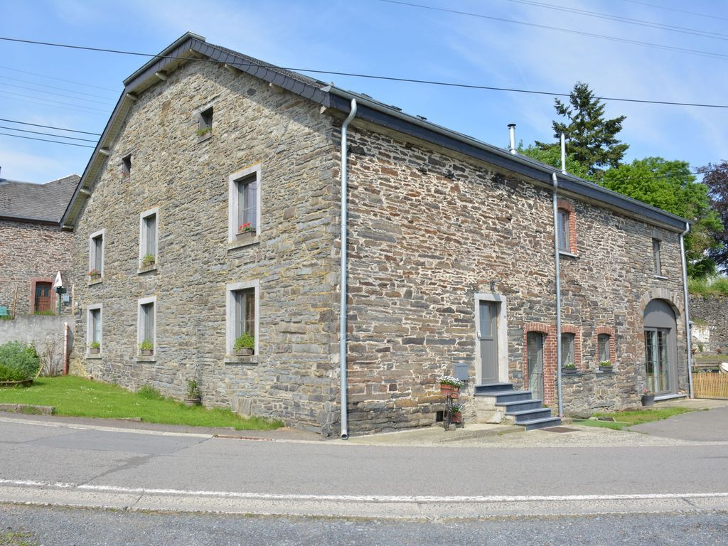 Dotada casa en Houffalize