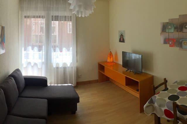Original alojamiento en Vitoria para 4 huéspedes