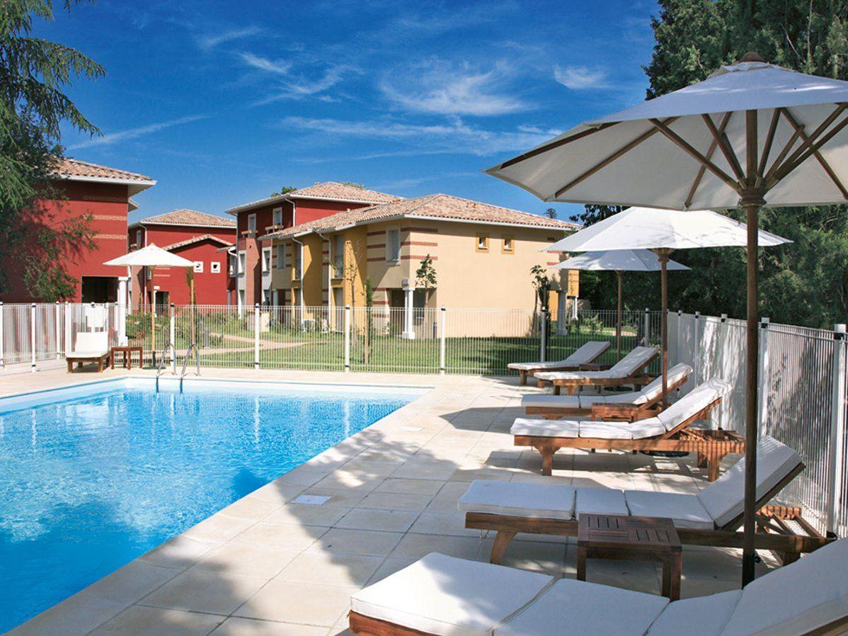Residencia con jardín en Toulouse