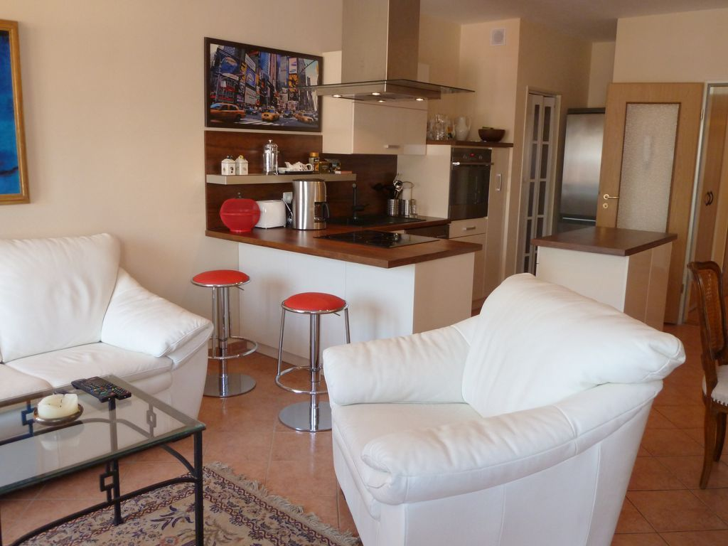 90 m² holiday rental for 4 guests