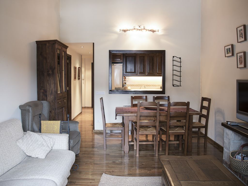 Appartement avec 2 chambres à La molina