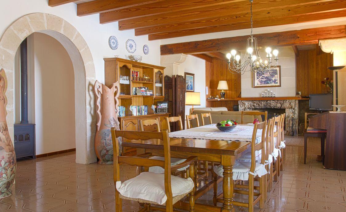 Casa de vacaciones en Sencelles