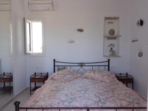 Apartamento con jardín en Antiparos town