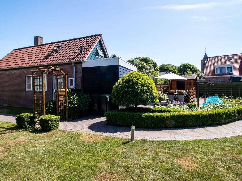 Unterkunft mit Garten in Aagtekerke