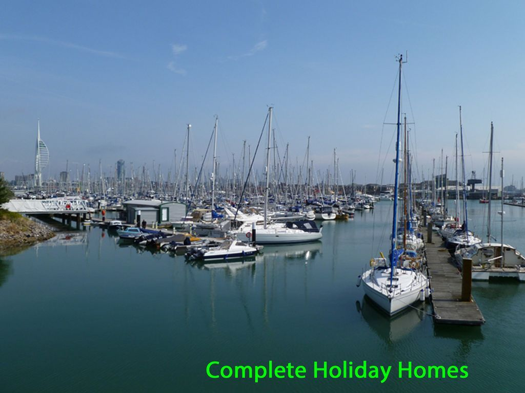 Holiday rental in Gosport for 8 guests