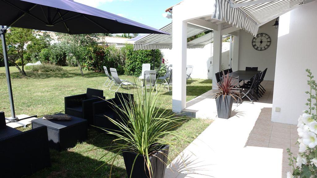 Alojamiento hogareño en Saint-martin-de-ré