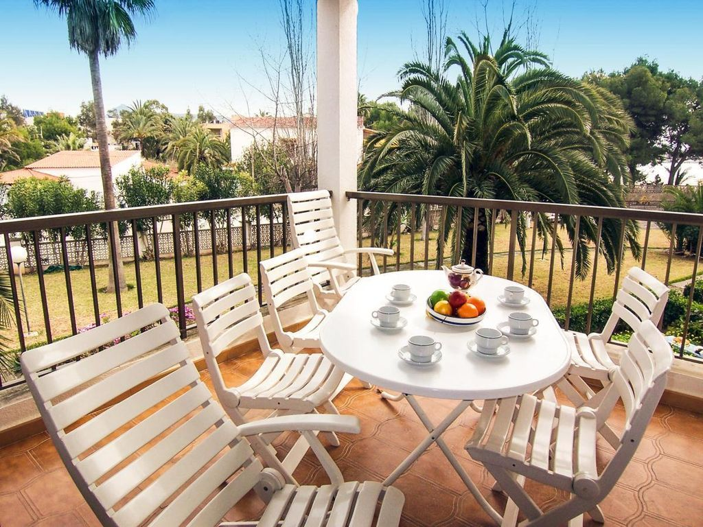 Holiday rental with 3 rooms in Alcúdia