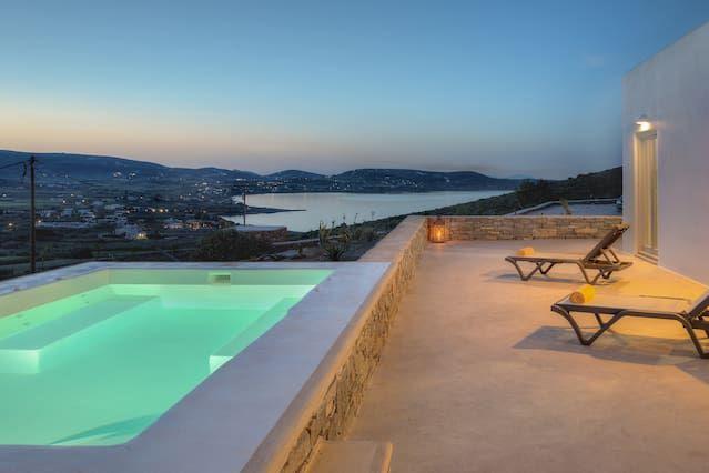 Familiar residencia en Egeo