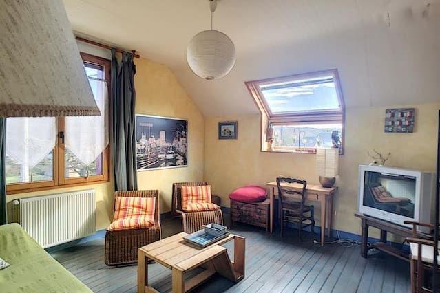 Appartement pour 4 voyageurs à Jullouville