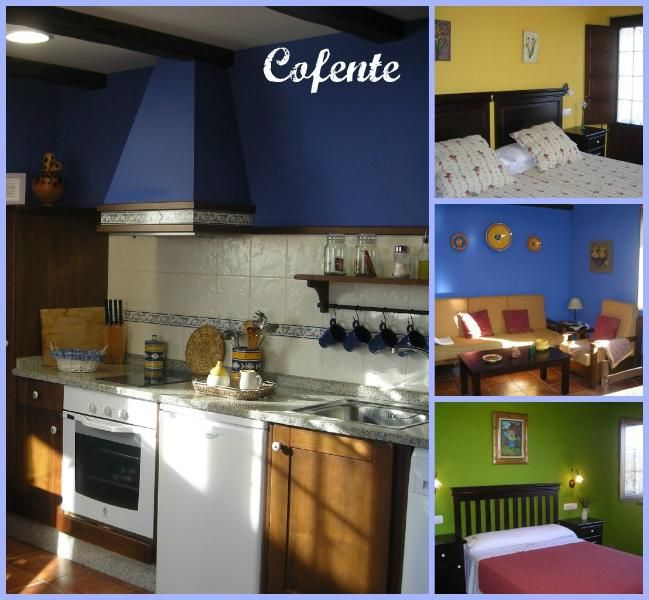 Apartamentos Rurales Casa Pachona - Cofente