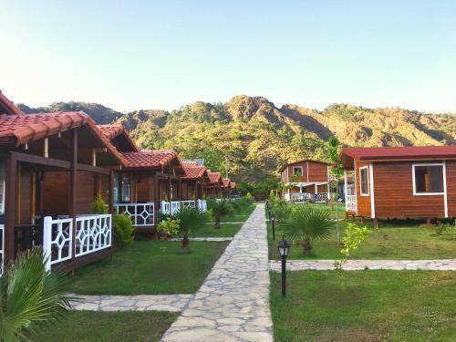 Familiar alojamiento en Cıralı