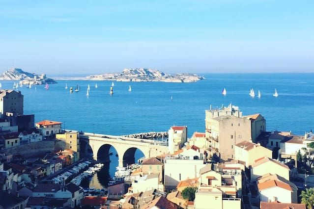 Appartement avec wi-fi à Marseille