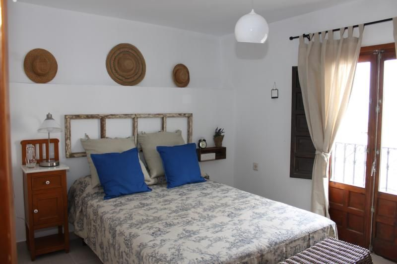 Casa con encanto para 4 en el pueblo de Bédar