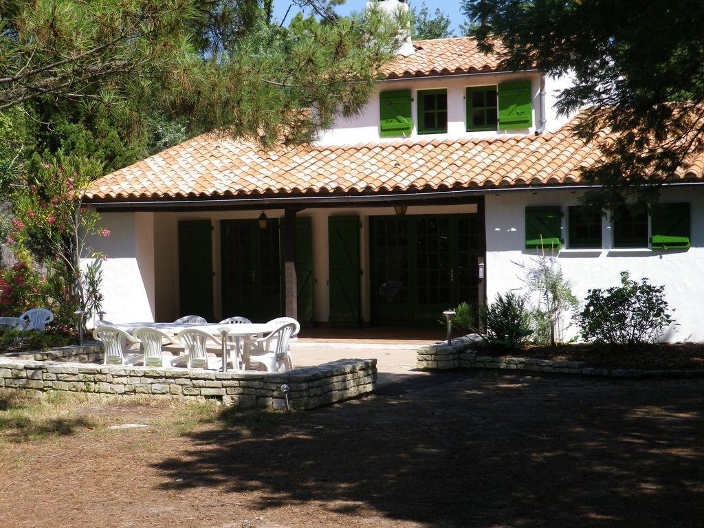 Casa hogareña de 5 habitaciones