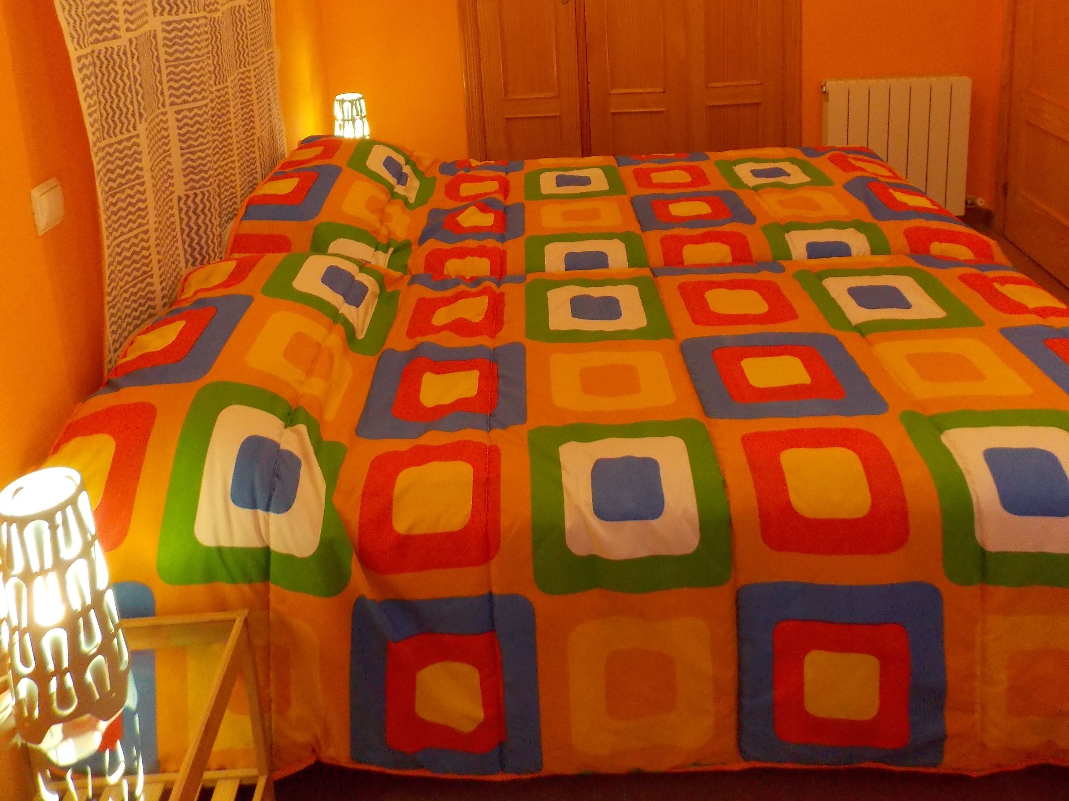 Fantástico apartamento para 4 en Segovia